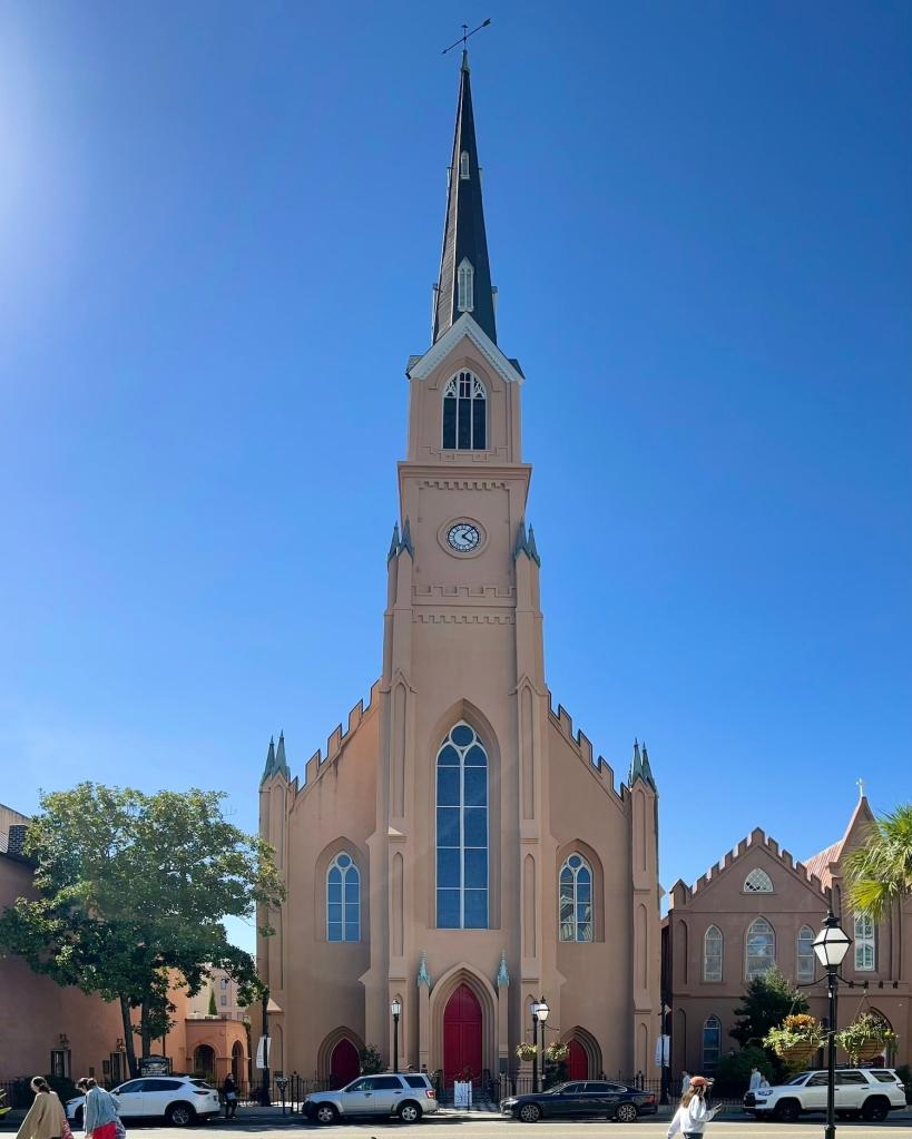 St. Matthew's Lutheran Church in Charleston, SC